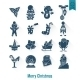 Christmas and Winter Icons Collection - GraphicRiver Item for Sale