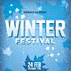 Winter Festival Flyer - GraphicRiver Item for Sale