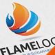 Flame Logo - GraphicRiver Item for Sale