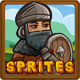 Medieval Game Sprites Characters Collection #1 - GraphicRiver Item for Sale