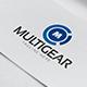 Multi Gear Logo - GraphicRiver Item for Sale