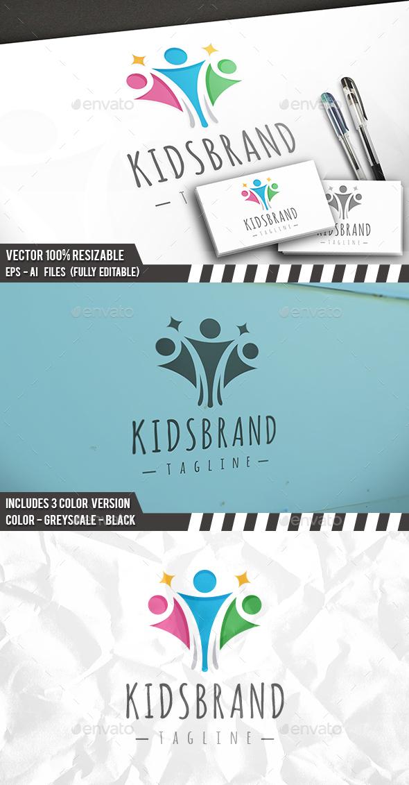 Kids Brand Logo