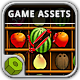 Fruit Matching Game Assets - GraphicRiver Item for Sale