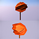 Low Poly Tree - 7 - 3DOcean Item for Sale