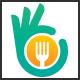 Best Food Logo - GraphicRiver Item for Sale
