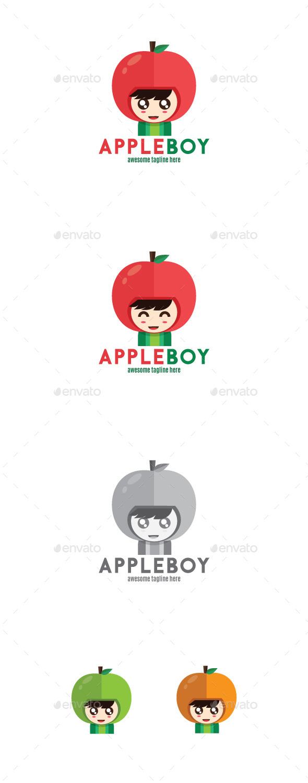 Appleboy Logo Mascot