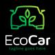 Green Car Logo - GraphicRiver Item for Sale