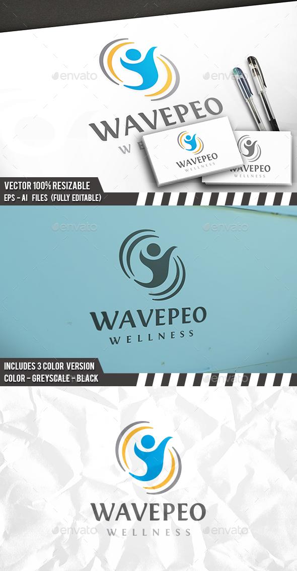 Wave People Logo