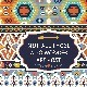 Seamless Bright Pattern in Tribal Style - GraphicRiver Item for Sale