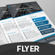 Sin Corporate Flyer - GraphicRiver Item for Sale