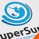 Super Surfer Logo - GraphicRiver Item for Sale