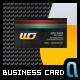Designer Studio Business Card - GraphicRiver Item for Sale