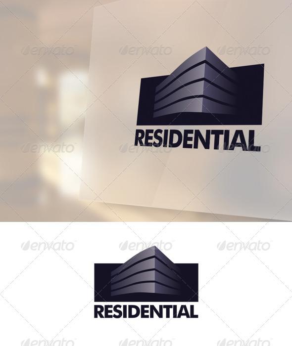 Residential Logo Template