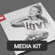 Magazine Media Kit - GraphicRiver Item for Sale
