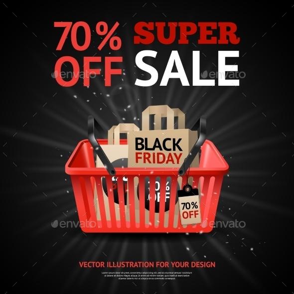Black Friday Sale Print