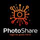 Photo Share Logo - GraphicRiver Item for Sale