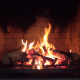Sitting Next To The Fireplace - VideoHive Item for Sale