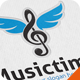 Music Times Logo - GraphicRiver Item for Sale