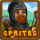Medieval Game Sprites Characters Collection #2 - GraphicRiver Item for Sale