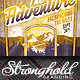 Outdoor Adventure Flyer Promo Kit - GraphicRiver Item for Sale