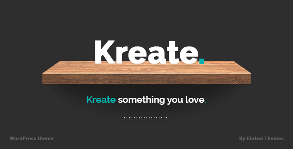 Kreate - Expert Theme for Creative Business