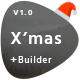 Christmas Responsive Email Template + Online Builder - ThemeForest Item for Sale