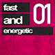 Fast and Energetic  - AudioJungle Item for Sale