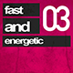 Fast and Energetic 03 - AudioJungle Item for Sale