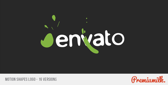 Motion Shapes Logo