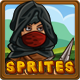 Medieval Game Sprites Characters Collection #3 - GraphicRiver Item for Sale