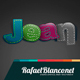 Jeans Styled Letter Effect - GraphicRiver Item for Sale