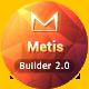 Metis - Responsive Email + MailBuild Online - ThemeForest Item for Sale