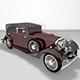 Rolls Royce - Basic Model - 3DOcean Item for Sale