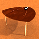 Discussion table - 3DOcean Item for Sale