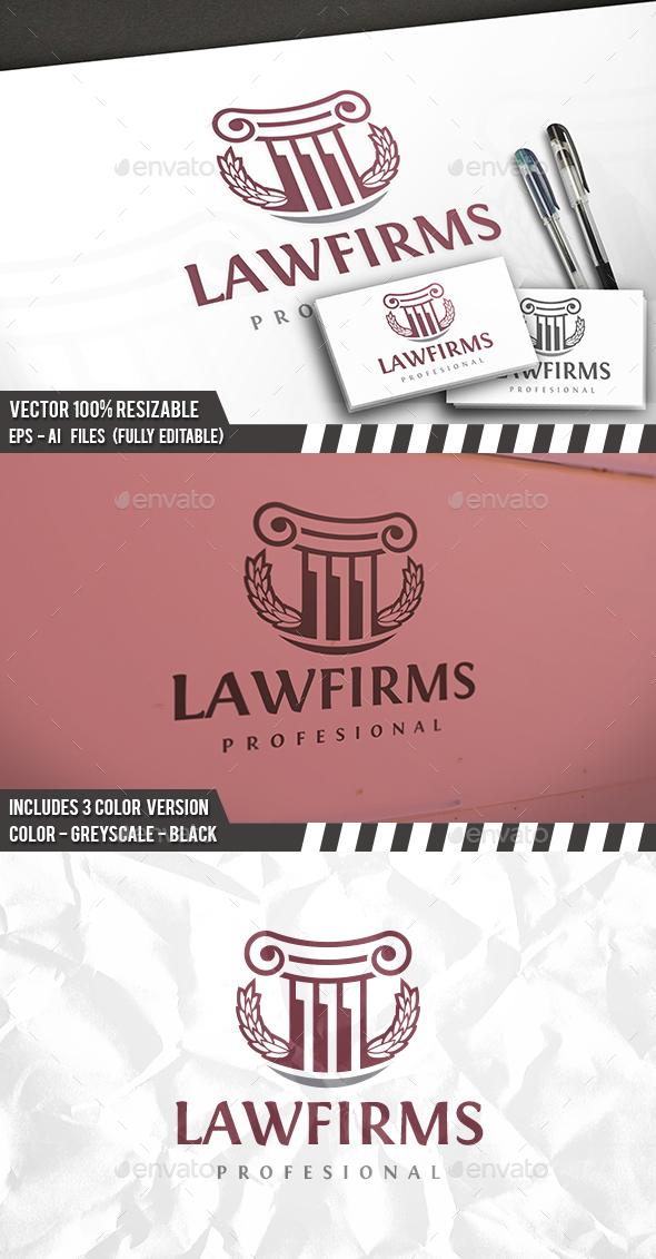 Law Brand Logo