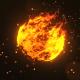Sphere Fire Logo Reveal V3 - VideoHive Item for Sale