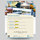 Holiday Travel Vacation Flyer - GraphicRiver Item for Sale