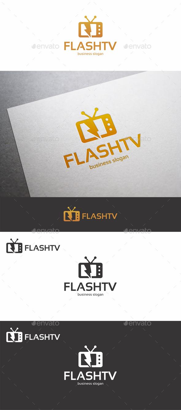 Flash TV Logo