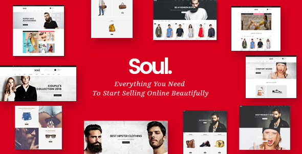 Review: Soul - Responsive Ajax WP WooCommerce Theme free download Review: Soul - Responsive Ajax WP WooCommerce Theme nulled Review: Soul - Responsive Ajax WP WooCommerce Theme