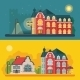 City Images Set - GraphicRiver Item for Sale