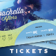 Event Tickets Template XVI - GraphicRiver Item for Sale
