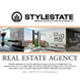 Stylestate | Real Estate Agency Presentation Template  - GraphicRiver Item for Sale