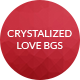 48 Crystalized & Blured Backgrounds - GraphicRiver Item for Sale