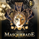 Carnival Masquerade Dress Up Party Flyer Template - GraphicRiver Item for Sale