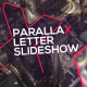 Letters - Parallax Slideshow - VideoHive Item for Sale