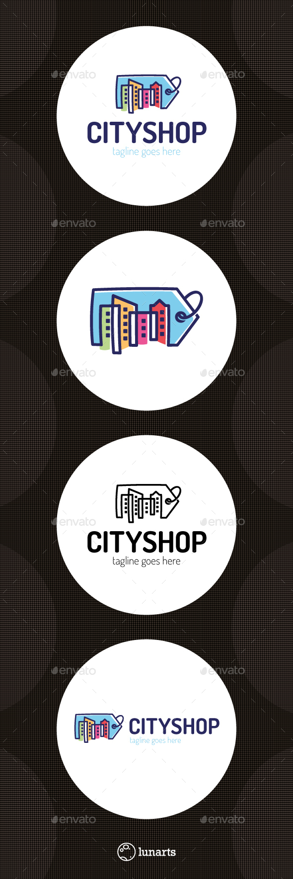 City Shop Logo