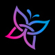Butterfly Beauty Logo - GraphicRiver Item for Sale