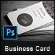 Creative Personal Business Card - GraphicRiver Item for Sale