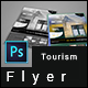 Tourism Agency Flyer Template - GraphicRiver Item for Sale