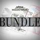 Multipurpose InDesign Magazine Template Bundle - GraphicRiver Item for Sale